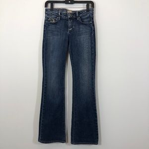 PAIGE Hollywood Hills classic rise bootcut jeans